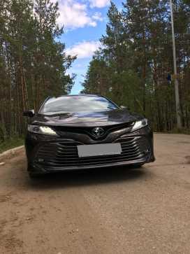 Якутск Toyota Camry 2020