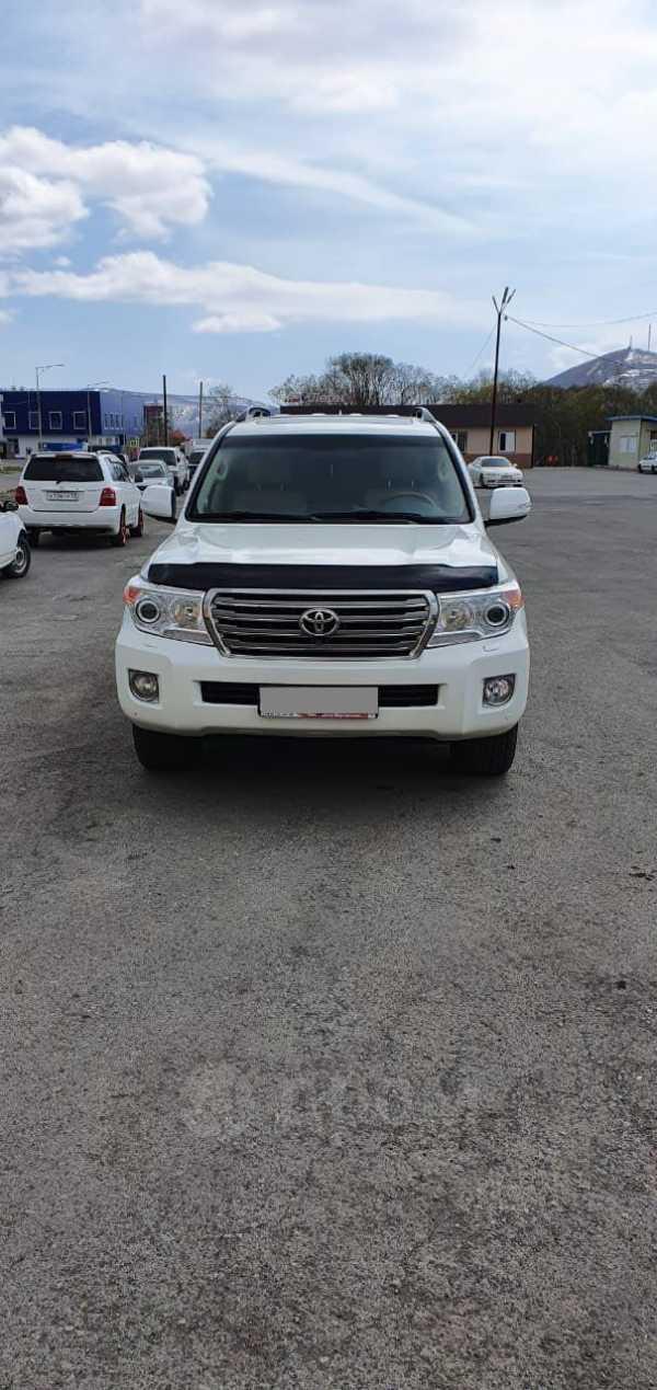 Toyota Land Cruiser, 2013 год, 2 150 000 руб.