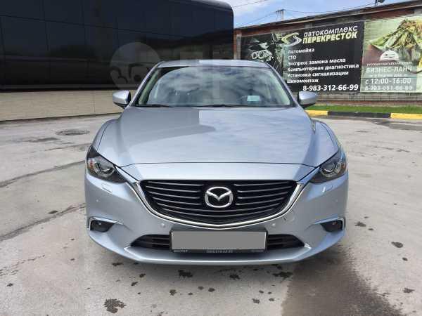 Mazda Mazda6, 2017 год, 1 330 000 руб.