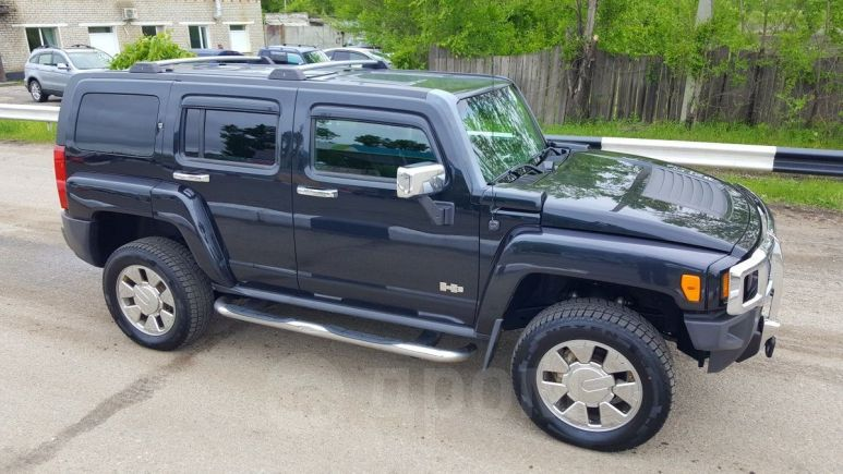 Hummer H3, 2008 год, 1 490 000 руб.