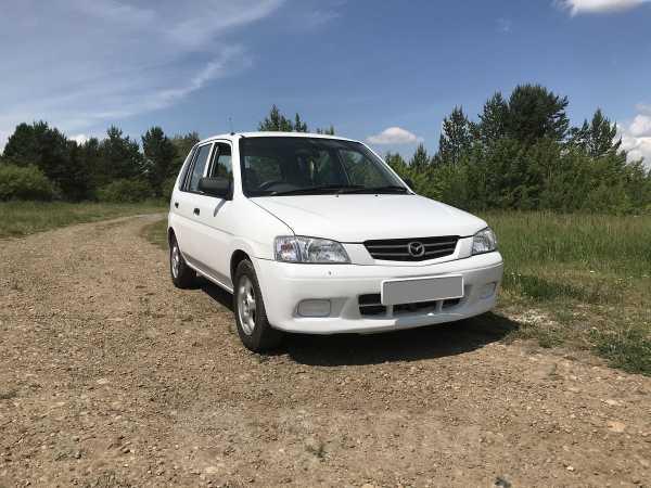 Mazda Demio, 2001 год, 187 000 руб.