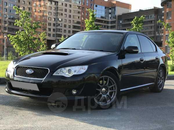 Subaru Legacy B4, 2007 год, 500 000 руб.