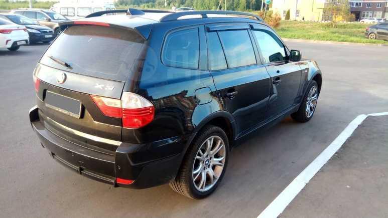 BMW X3, 2008 год, 810 000 руб.