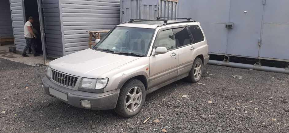 Subaru Forester, 1989 год, 350 000 руб.
