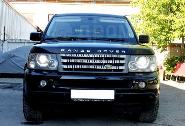 Land Rover Range Rover Sport, 2008 год, 845 000 руб.
