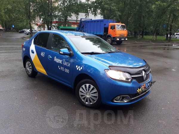 Renault Logan, 2014 год, 440 000 руб.
