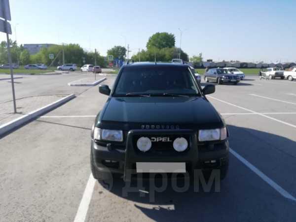 Opel Frontera, 2001 год, 331 000 руб.