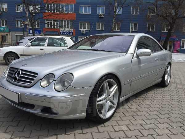 Mercedes-Benz CL-Class, 1999 год, 390 000 руб.