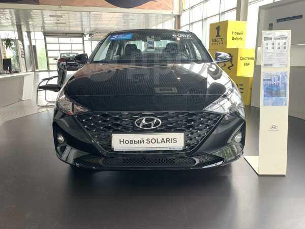 Hyundai Solaris, 2020 год, 1 007 000 руб.