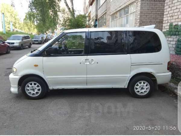 Nissan Vanette Serena, 1993 год, 115 000 руб.