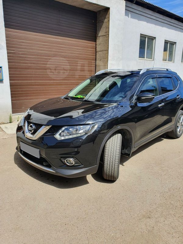 Nissan X-Trail, 2016 год, 1 320 000 руб.