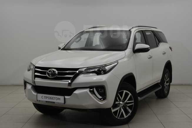 Toyota Fortuner, 2018 год, 2 725 000 руб.