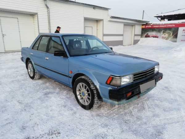 Nissan Bluebird, 1987 год, 75 000 руб.