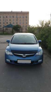 Кызыл Civic 2007