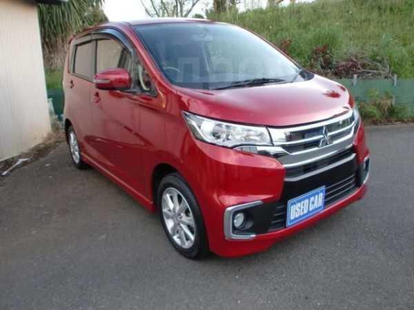 Mitsubishi ek Custom, 2016 год, 537 550 руб.