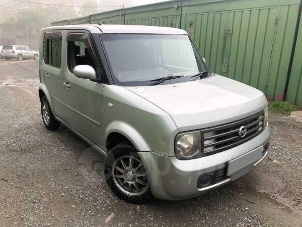 Nissan Cube, 2003 год, 140 000 руб.