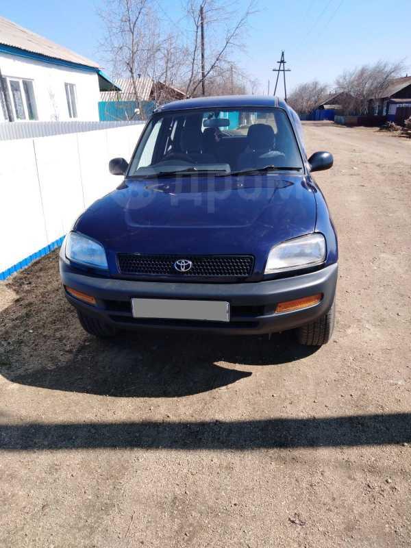 Toyota RAV4, 1996 год, 280 000 руб.