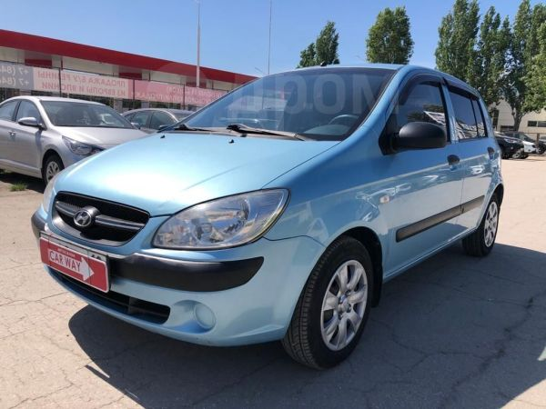 Hyundai Getz, 2010 год, 250 000 руб.