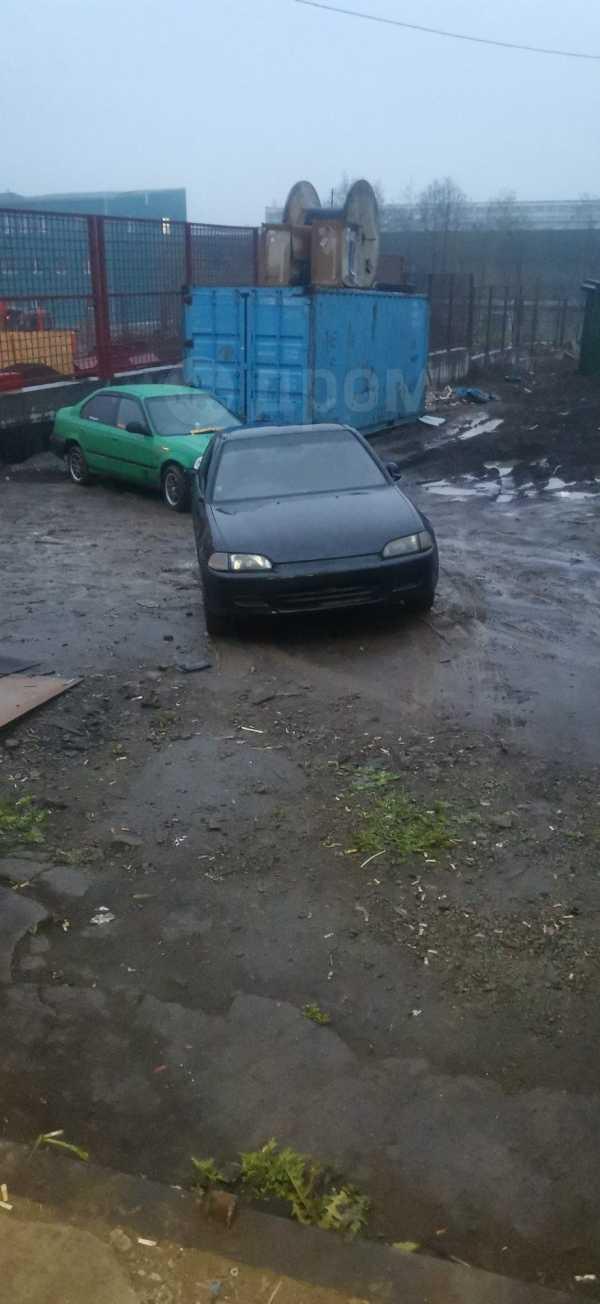 Honda Civic Ferio, 1992 год, 95 000 руб.