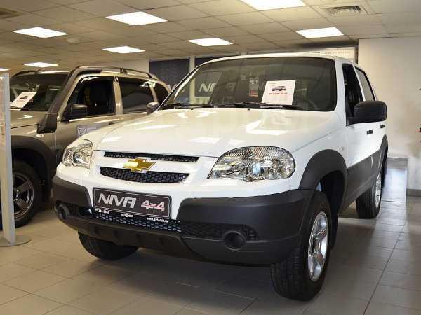 Chevrolet Niva, 2020 год, 860 000 руб.