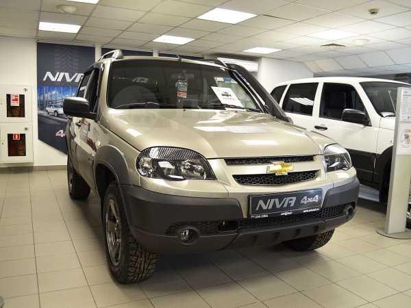 Chevrolet Niva, 2020 год, 767 000 руб.