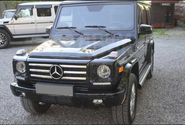 Mercedes-Benz G-Class, 2002 год, 1 700 000 руб.