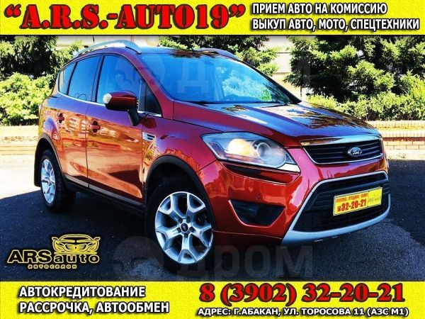 Ford Kuga, 2009 год, 671 000 руб.