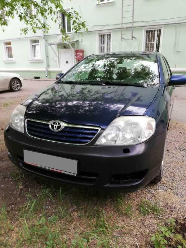 Toyota Corolla, 2006 год, 315 000 руб.