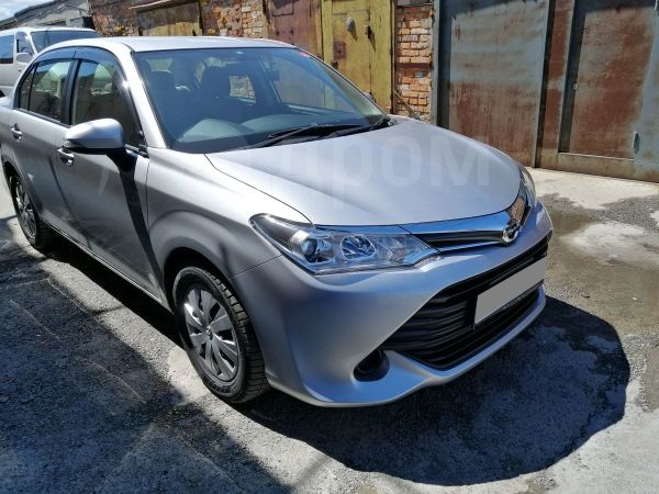 Toyota Corolla Axio, 2016 год, 685 000 руб.
