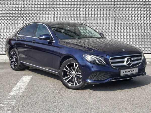 Mercedes-Benz E-Class, 2016 год, 1 925 000 руб.