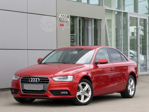 Audi A4, 2013 год, 870 000 руб.