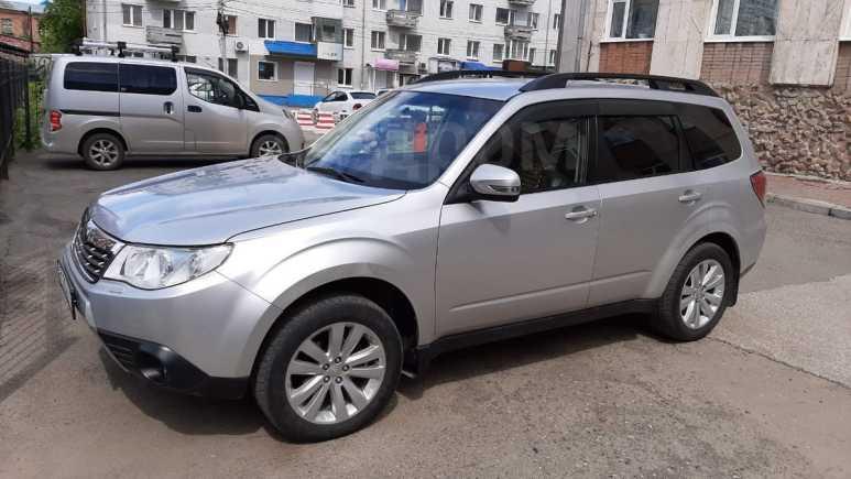 Subaru Forester, 2011 год, 780 000 руб.