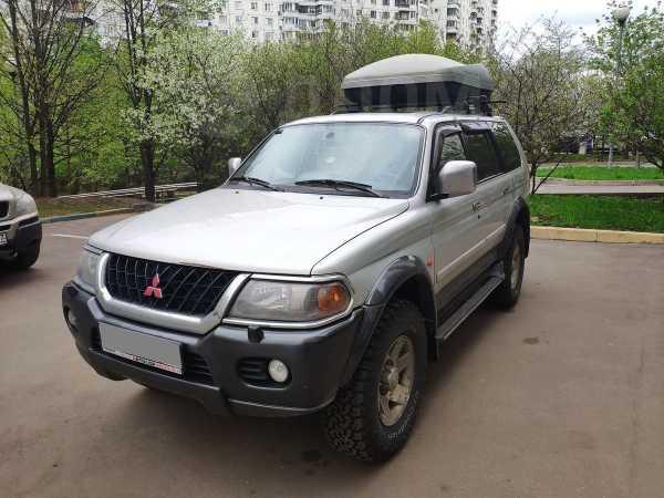 Mitsubishi Pajero Sport, 2002 год, 500 000 руб.