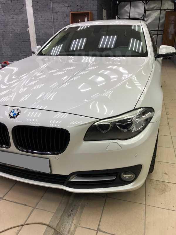 BMW 5-Series, 2016 год, 1 450 000 руб.