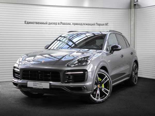 Porsche Cayenne, 2019 год, 9 308 000 руб.