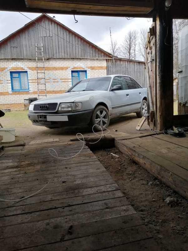 Audi 100, 1993 год, 93 000 руб.