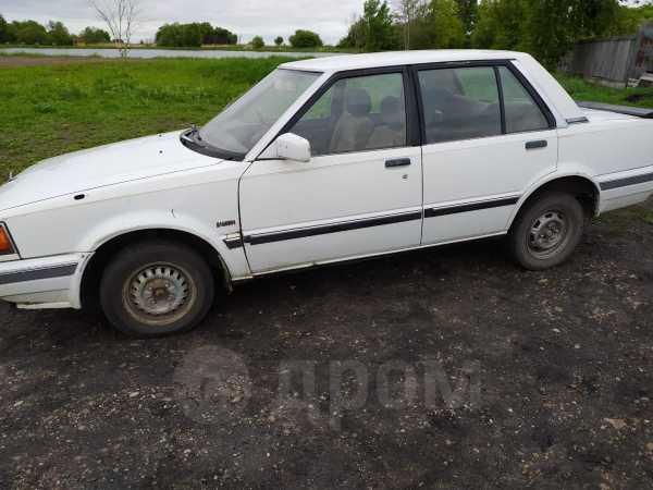 Nissan Stanza, 1986 год, 70 000 руб.