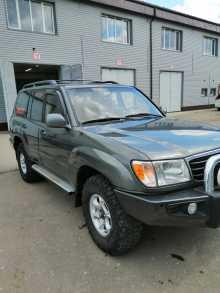 Воронеж Land Cruiser 2000