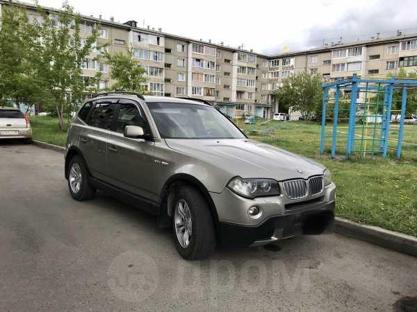 BMW X3, 2007 год, 680 000 руб.