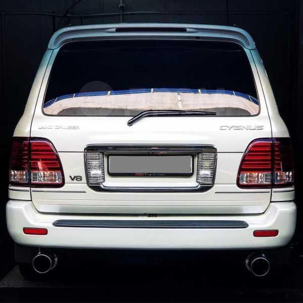 Toyota Land Cruiser Cygnus, 2003 год, 1 399 000 руб.
