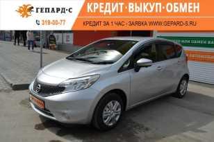 Новосибирск Nissan Note 2015