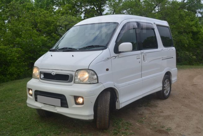 Toyota Sparky, 2001 год, 240 000 руб.