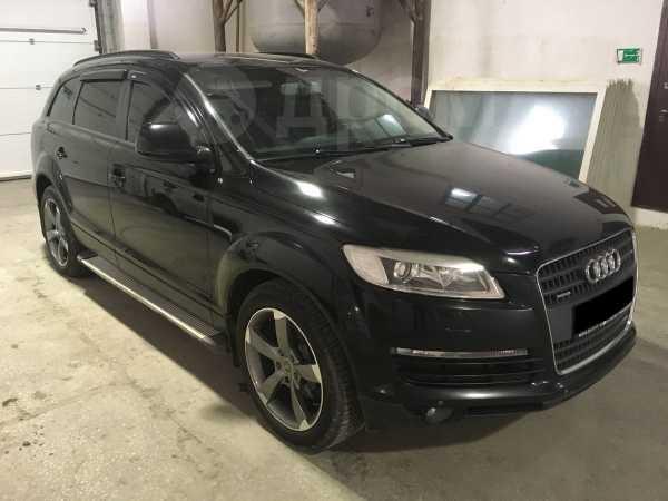 Audi Q7, 2007 год, 670 000 руб.
