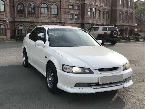 Honda Accord, 2000 год, 170 000 руб.