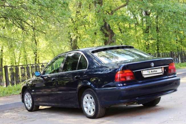BMW 5-Series, 1997 год, 155 000 руб.