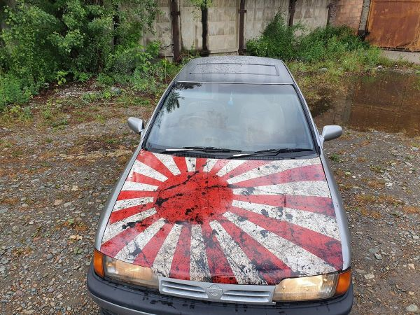 Nissan Primera, 1990 год, 98 000 руб.
