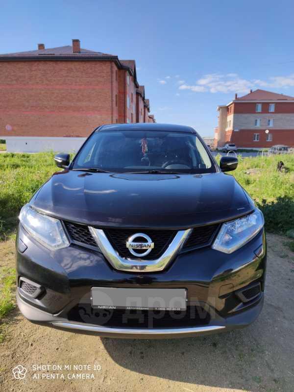 Nissan X-Trail, 2016 год, 1 100 000 руб.