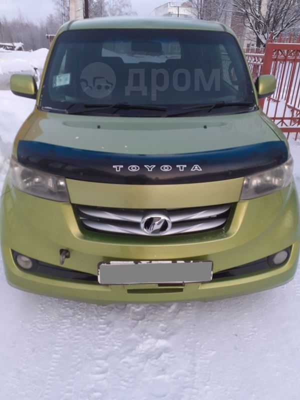 Toyota bB, 2006 год, 335 000 руб.