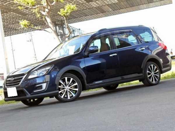 Subaru Exiga, 2015 год, 660 000 руб.