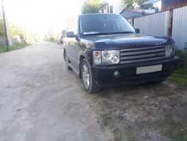 Нижневартовск Range Rover 2004